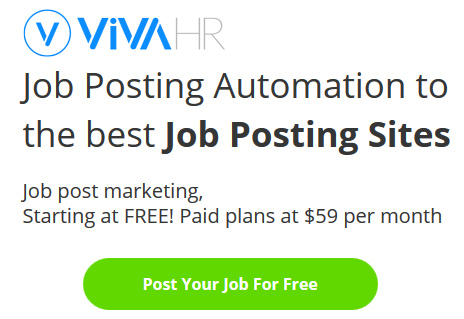 Post jobs for free, recruit the best candidates