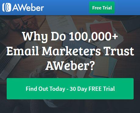 Trustworthy email automation - AWeber