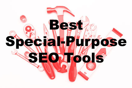Best special--purpose SEO tools - technical audits, broken link checking, video SEO