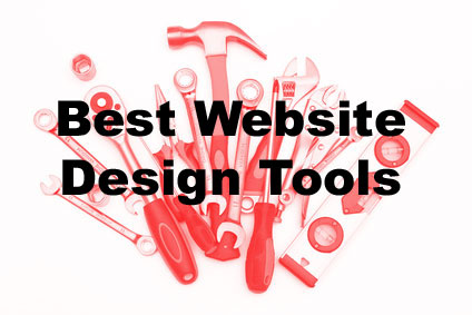Best website design tools - fonts, icons, colors and patterns