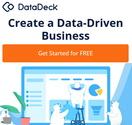 Create a data-driven business with DataDeck connected analytics
