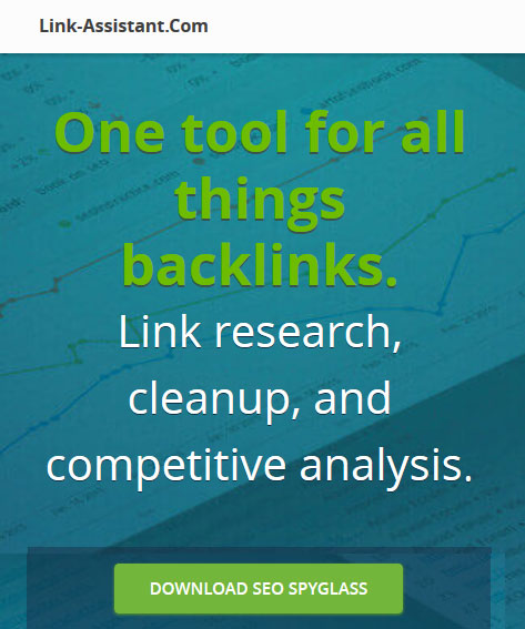 One tool for link research, cleanup, and competitive analysis - Link-Assistant