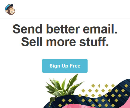 World's leading email marketing platform - MailChimp