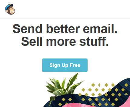 World's leading email marketing platform - MailChimp