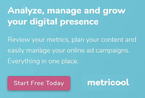 Analyze, manage and grow your digital presence with Metricool