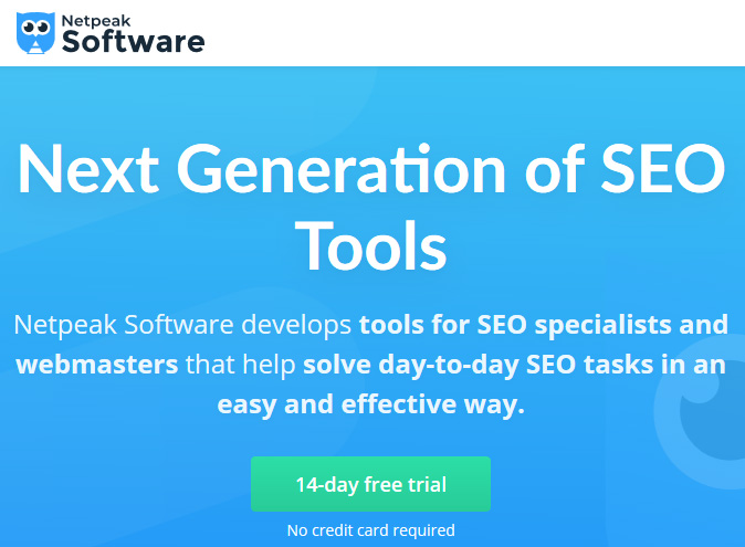 Powerful SEO Tools - Netpeak Software