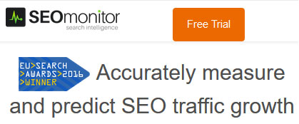 Accurately measure and predict search traffic with SEOmonitor