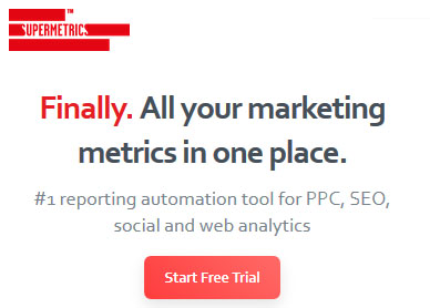 The top reporting automation tool for PPC SEO social and web analytics