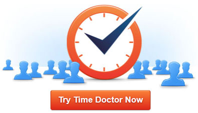 Try Time Doctor - online time management