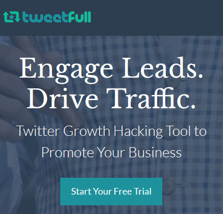 Twitter growth hacking tool for business - TweetFull