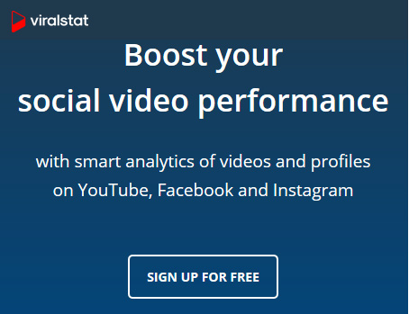 Boost your social video performance with Viralstat