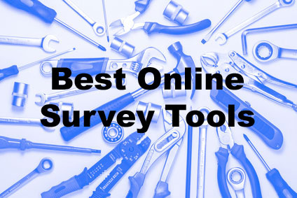 Best online survey tools for marketing and customer service