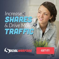Check out Social Warfare - Premium Edition