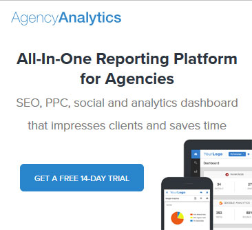 Marketing Campaign and SEO reporting platform for agencies - Agency Analytics