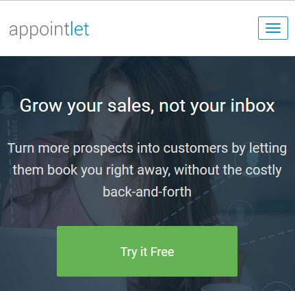 Simplify appointment setting with prospects and clients - Appointlet