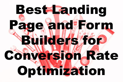 Best landing page, form builder, and conversion rate optimization tools