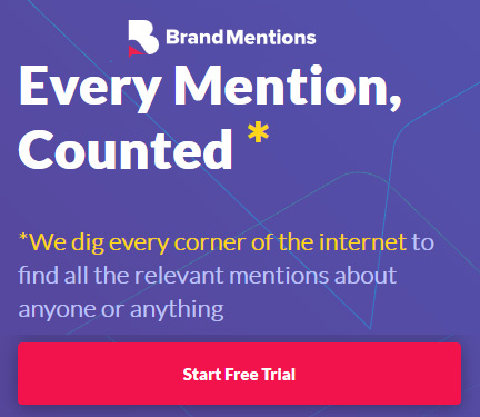 Find every mention of your brand, product, keyword, and competitors everywhere online