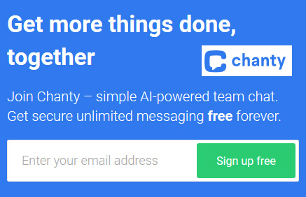 Simple team chat collaboration tool to get more done - Chanty