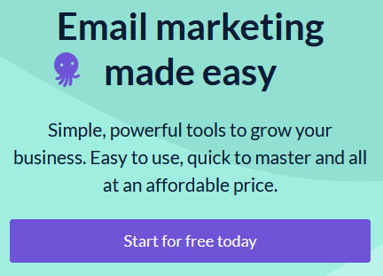 Simple powerful email tools to grow your business an affordable price
