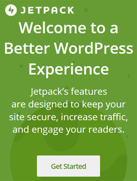 Keep your WordPress site secure and optimized with Jetpack