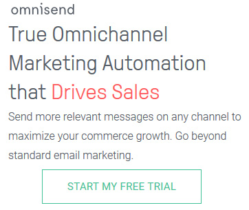 True omnichannel marketing automation - Omnisend