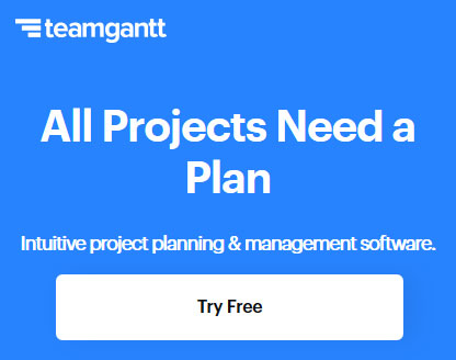 Top-rated Online gantt chart project planning software