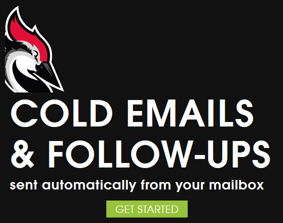 Automate personalized cold emails and follow up messages