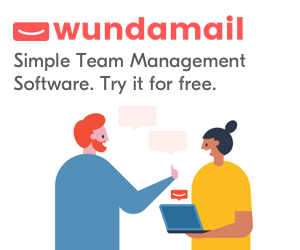 Simple team management using your existing email system