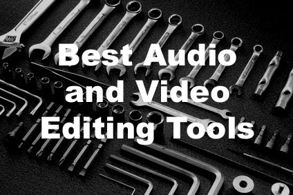 Best online audio and video editing software