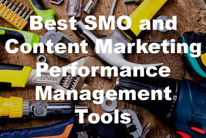 Best content marketing performance management tools