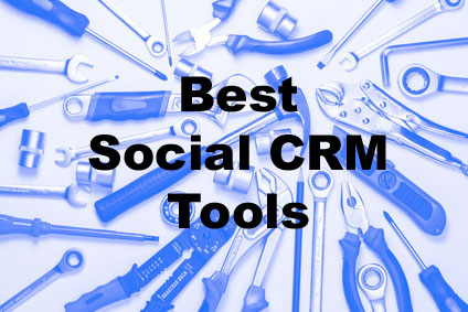 The Eight Best Social CRM Tools