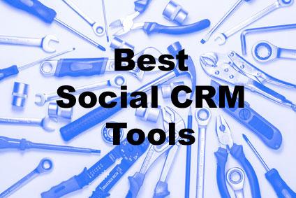 Best social CRM tools