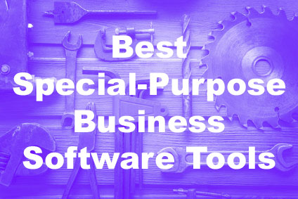Best special-purpose business tools: shipping, office suites, online fax, and more