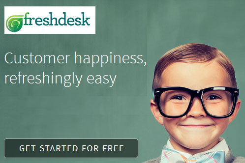 Deliver exceptional customer service with Freshdesk