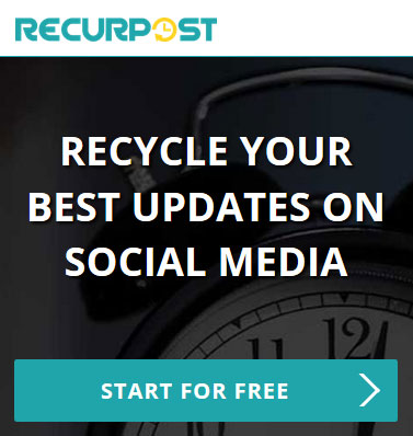 Schedule social media updates automatically - RecurPost