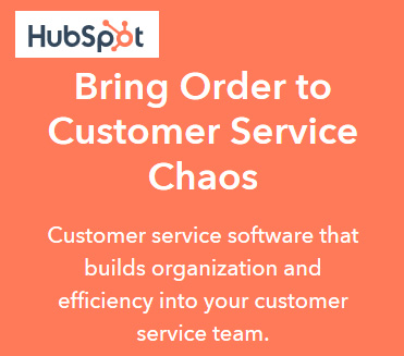 HubSpot Service Hub - customer service and engagement software