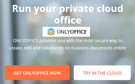 ONLYOFFICE is the most secure way to create, edit and collaborate on business documents online