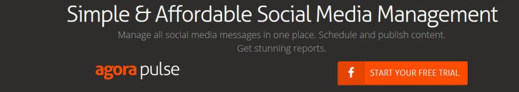 Monitor brand mentions for social customer service - AgoraPulse