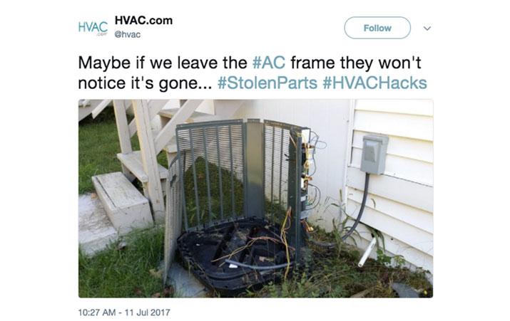 Funny HVAC photos