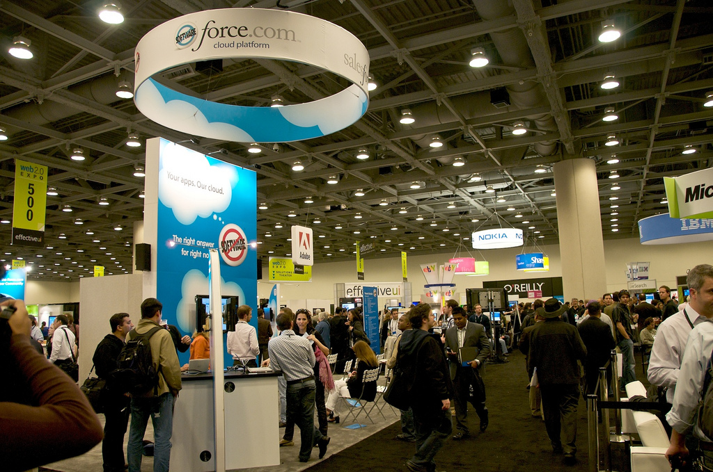 Making the most of trade shows beyond the booth