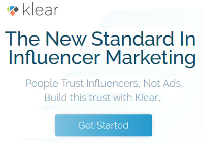 Influencer marketing software - find and reach influencers with Klear