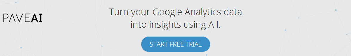 Supercharge Google Analytics with AI - PaveAI