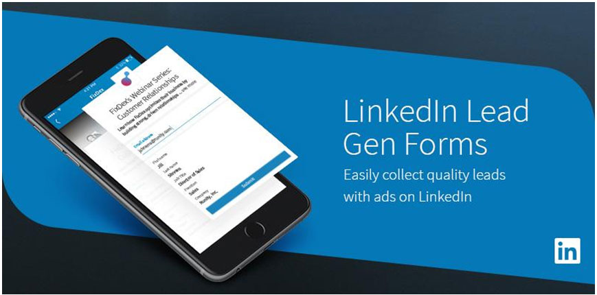 LinkedIn Lead Gen Forms Campaigns
