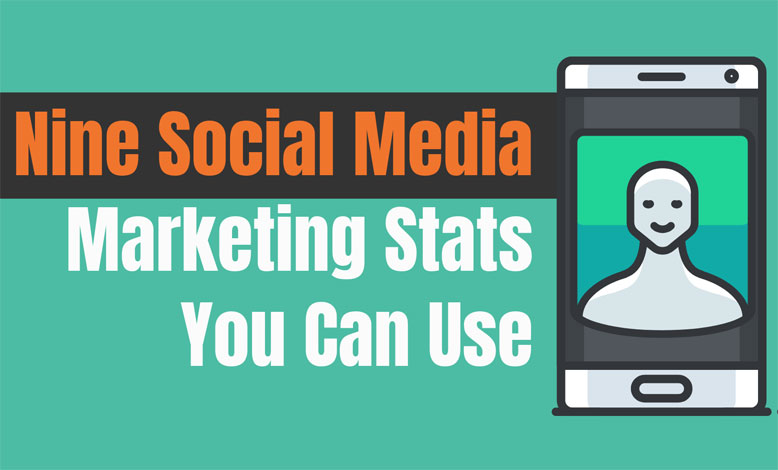 9 useful social media marketing statistics