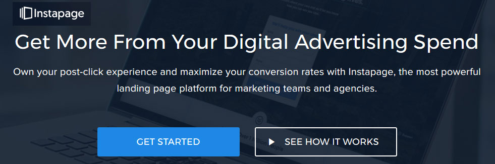 Maximize landing page conversion rates