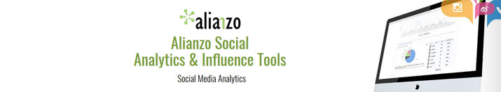 Social media analytics tools - Alianzo