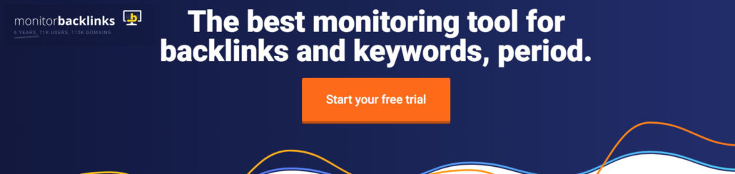 Best backlink monitoring tool for SEO