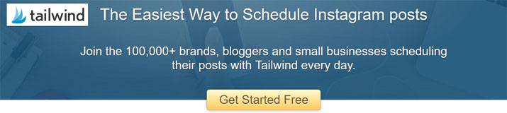 The easiest way to schedule Instagram posts - Tailwind