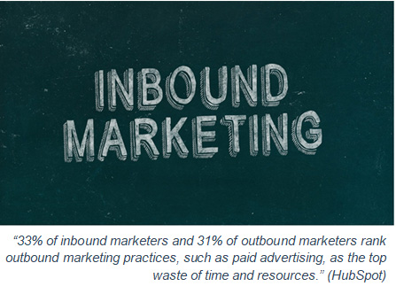 Inbound marketing key statistics
