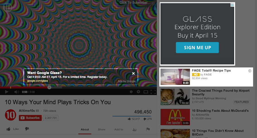 How to use Google Discovery ads on YouTube